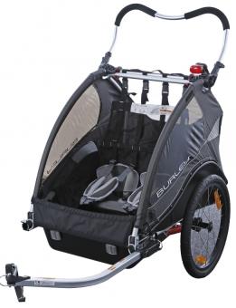 Burley kinderaanhanger voor vervoer