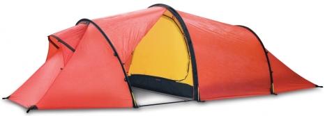 Hilleberg tenten bij CAMPZ
